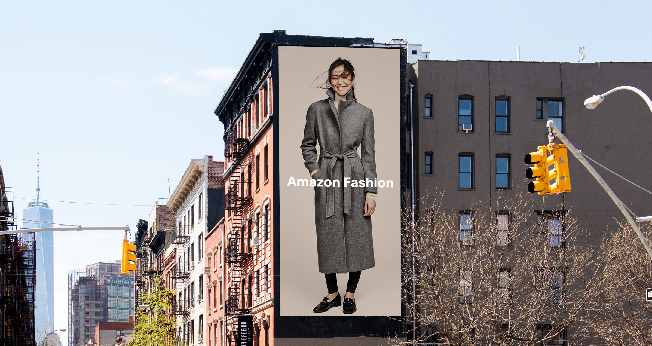 Fruit Of The Loom Model In NYC